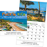 Puerto Rico Bilingual Wall Calendars